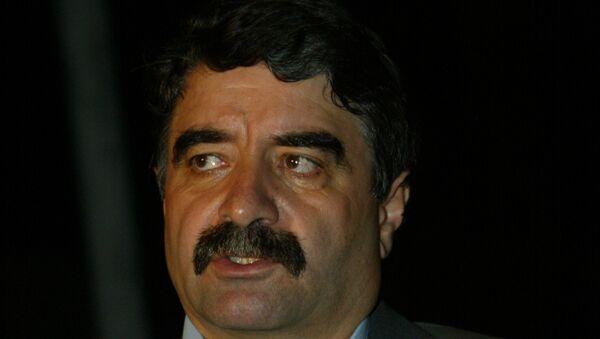 Полпред президента Южной Осетии по постконфликтному урегулированию Борис Чочиев