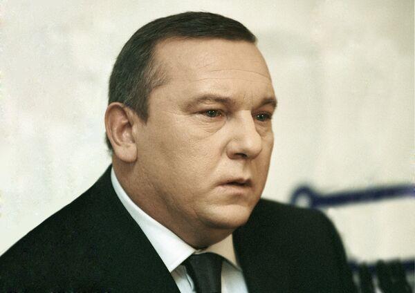 Генерал Владимир Шаманов