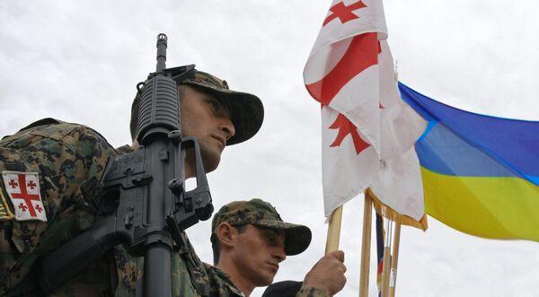 Грузия Украина