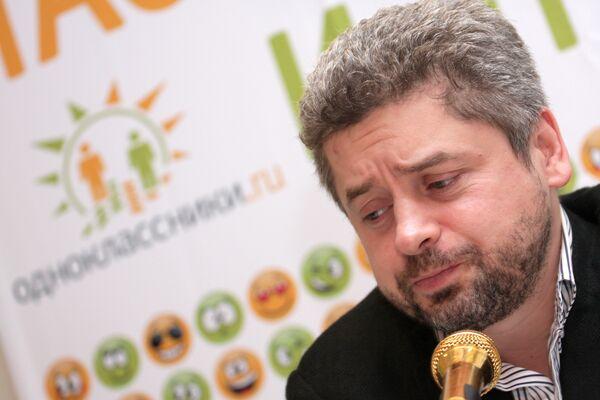 Создатель сайта «Одноклассники.ру» Альберт Попков