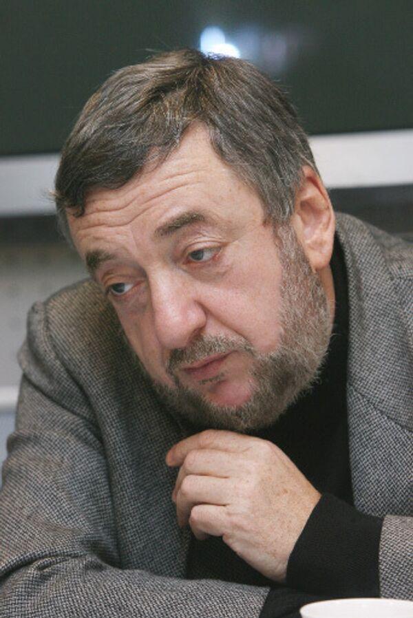 Павел Лунгин. Архив