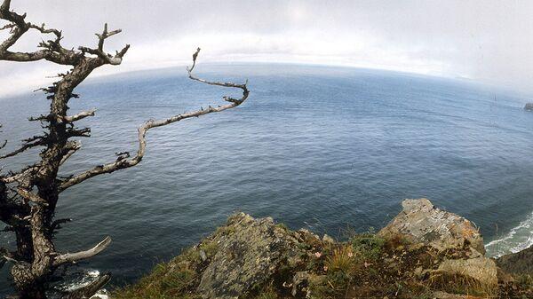 Экологический взвод ВВО очистил остров Большой Шантар от металлолома
