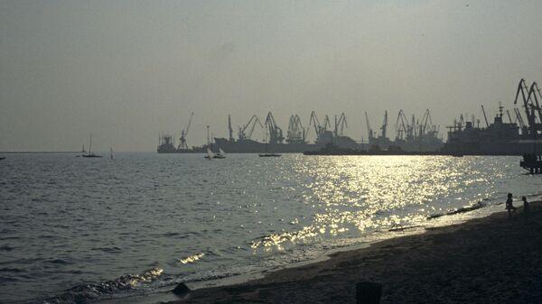 Бердянский морской порт