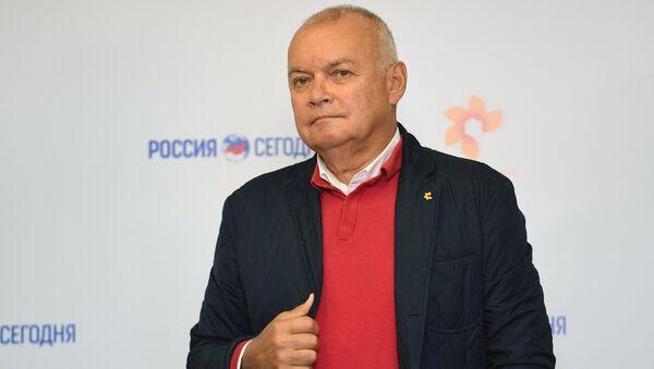 Генеральный директор МИА Россия сегодня Дмитрий Киселев. Архивное фото