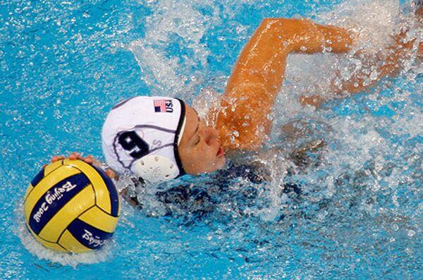 Американские ватерполистки вышли в финал олимпийского турнира