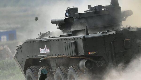 Боевая машина пехоты К-17 Бумеранг
