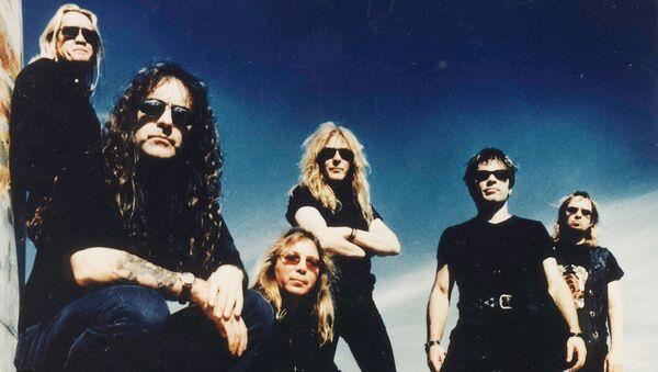 Группа Iron Maiden. Архив