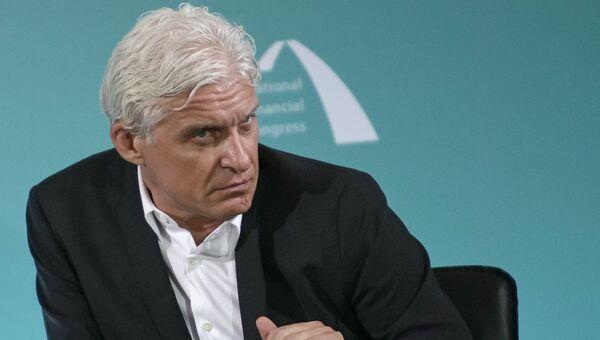 Председатель совета директоров Тинькофф Банк Олег Тиньков. Архивное фото