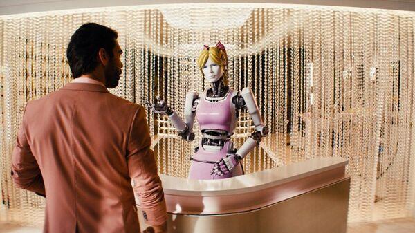 Кадр из фильма Kingsman: золотое кольцо