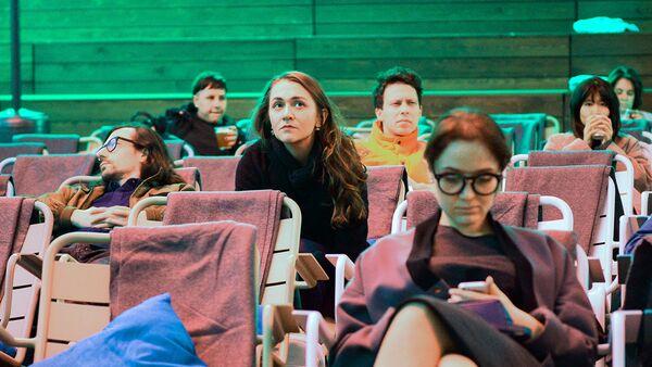 В парке Красная Пресня покажут фильмы молодых режиссеров