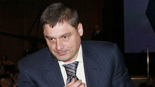 Президент Бинбанка Микаил Шишханов. Архивное фото