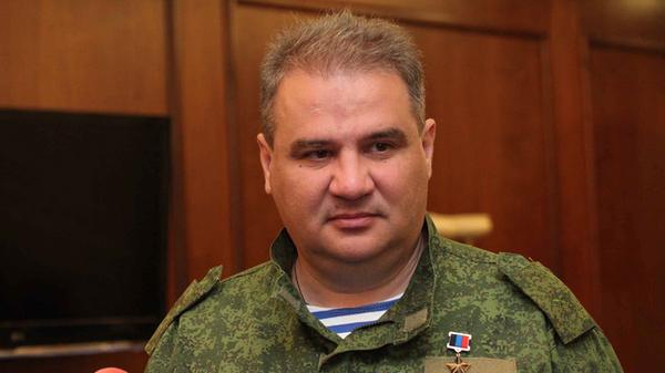 Бывший министр доходов и сборов ДНР Александр Тимофеев