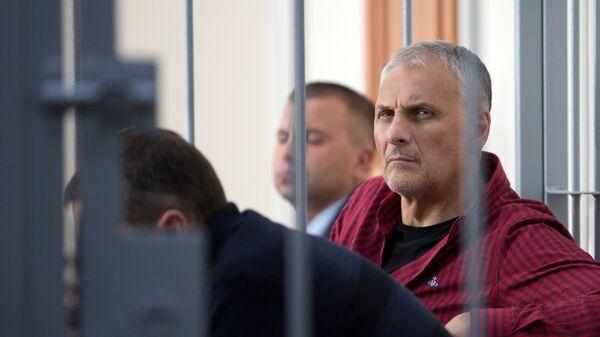 Заседание суда по делу экс-губернатора Сахалинской области Александра Хорошавина. 26 сентября 2017
