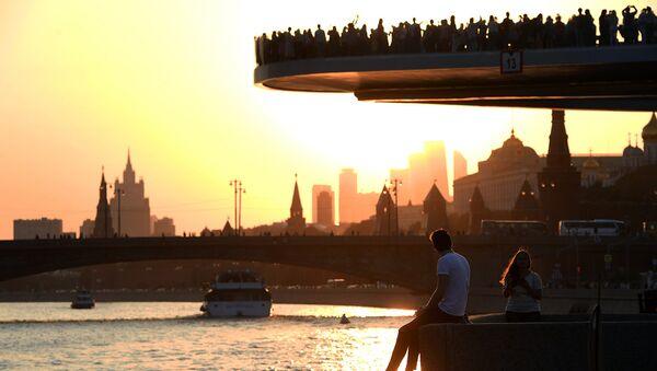 В Москве зафиксирован низкий уровень загрязнения воздуха