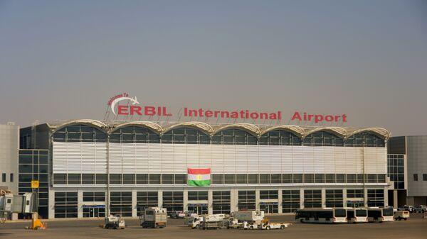 СМИ: при атаке на аэропорт Эрбиля в Иракском Курдистане никто не пострадал