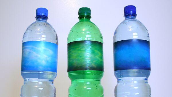 Бельгийцы нашли способ заработать на пластиковых бутылках