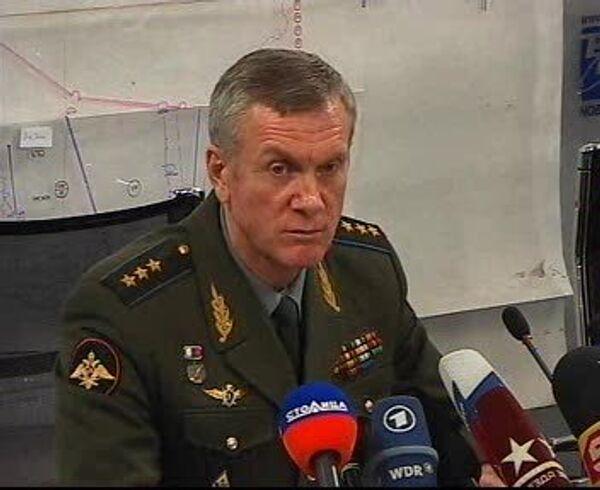 Россия имеет право усилить миротворцев в Южной Осетии - Генштаб