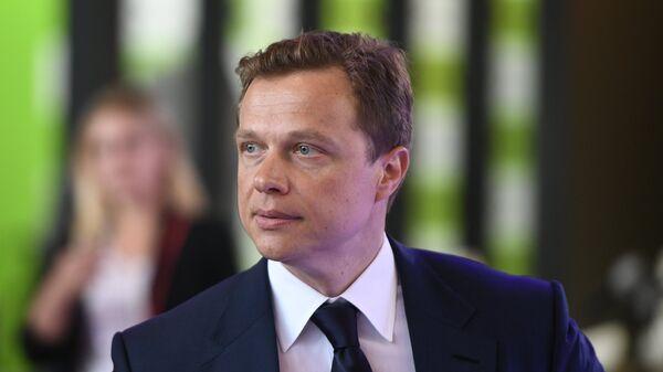 Заместитель мэра Москвы в правительстве Москвы, руководитель департамента транспорта и развития дорожно-транспортной инфраструктуры города Москвы Максим Ликсутов