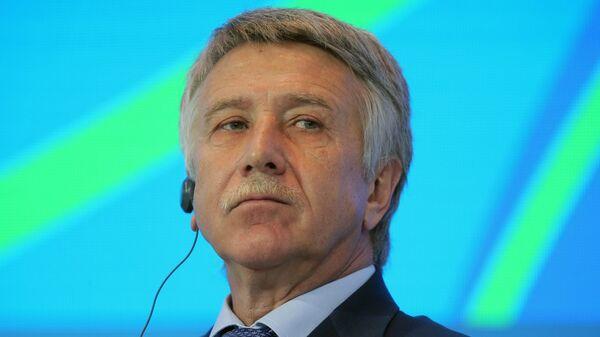 Председатель правления, член совета директоров ПАО НОВАТЭК Леонид Михельсон