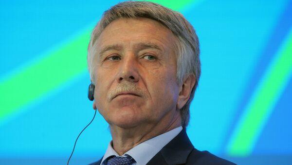 Председатель правления, член совета директоров ПАО НОВАТЭК Леонид Михельсон. Архивное фото