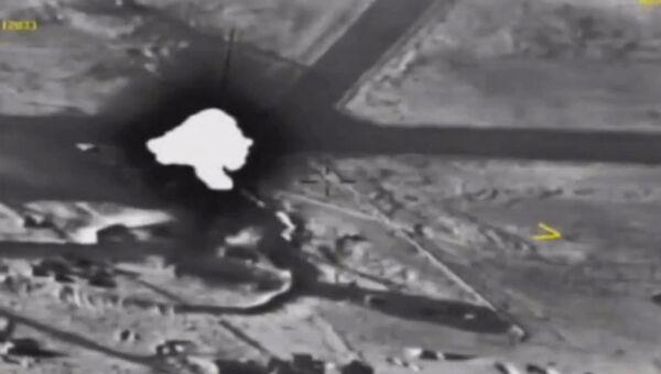 Уничтожение ВКС России командования Джебхат ан-Нусры*. 5 октября 2017