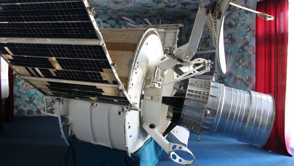 Орбитальный спутник системы Око