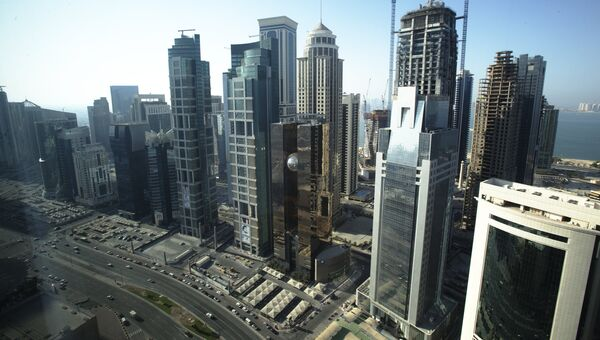 Доха. Катар. Архивное фото