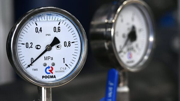 Газпром нефть временно остановила газопровод в Оренбуржье