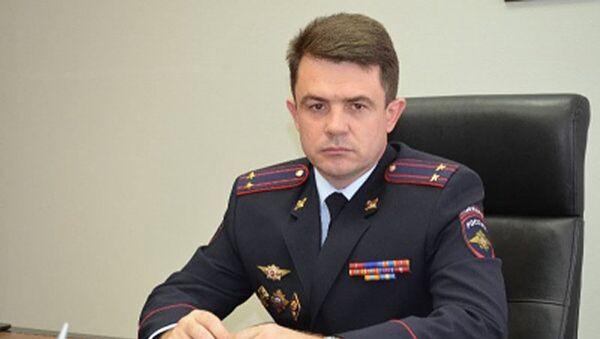 Начальник УГИБДД Ростовской области Сергей Моргачев, архивное фото
