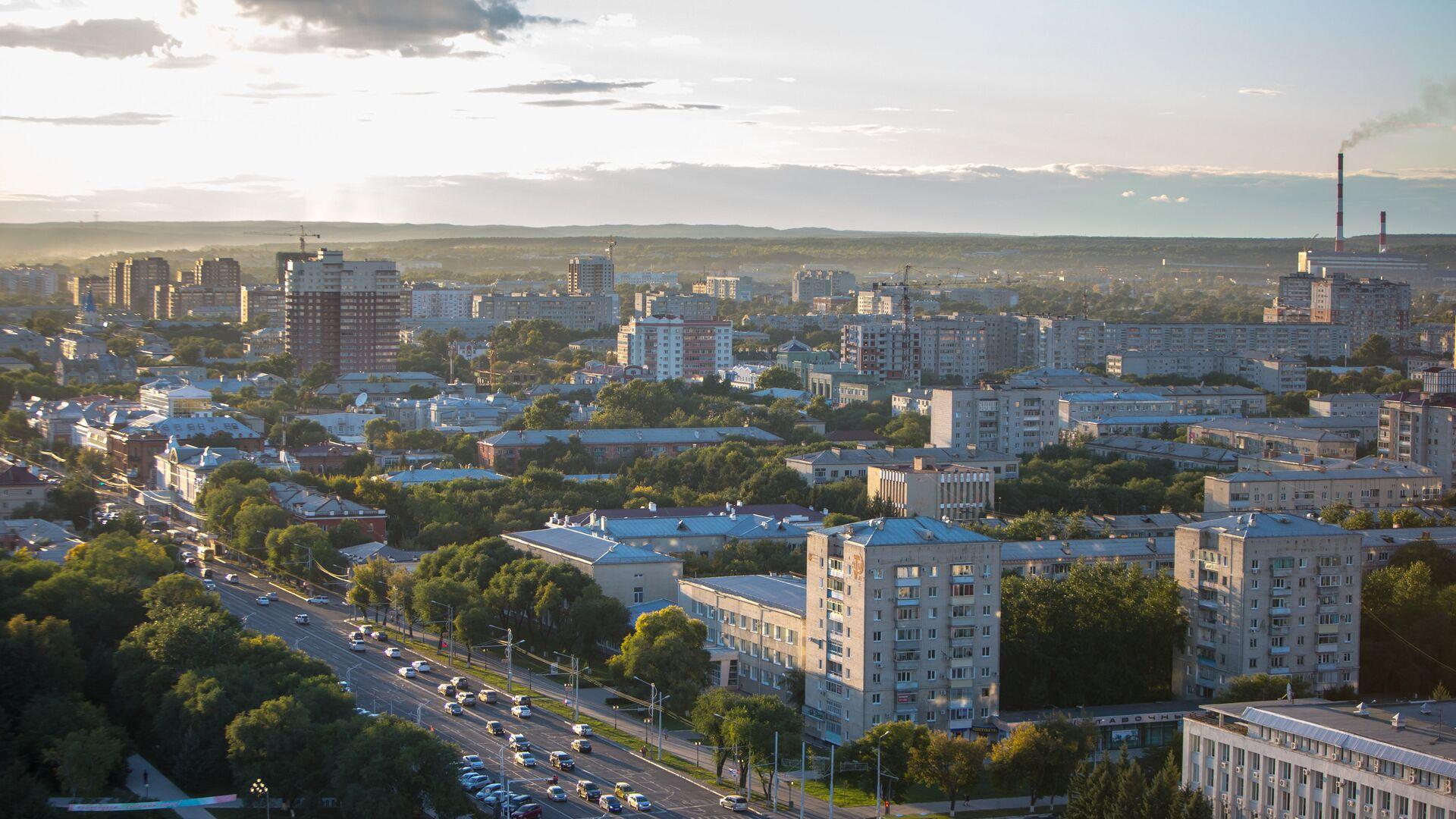 Благовещенск - РИА Новости, 1920, 03.09.2020