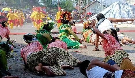 Фестиваль Кракатау