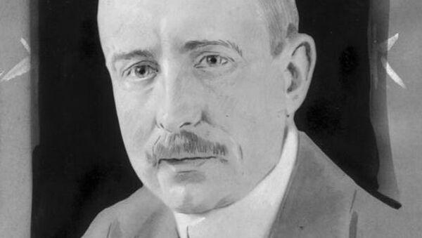 Вильгельм фон Мирбах-Харфф. Архивное фото
