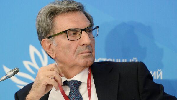 Президент ассоциации Познаём Евразию, председатель совета директоров АО Банк Интеза Антонио Фаллико. Архивное фото
