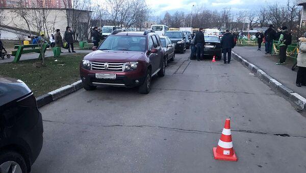 ДТП повлекшее гибель мальчика в Балашихе