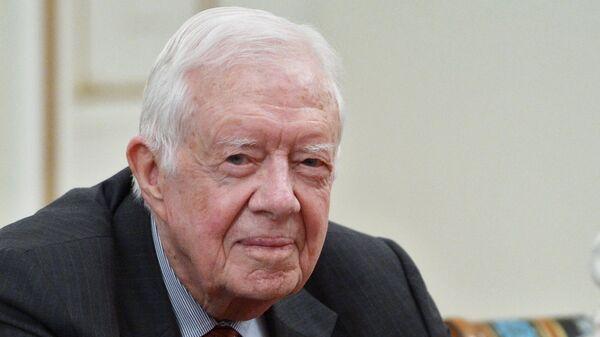 Экс-президент США Джимми Картер
