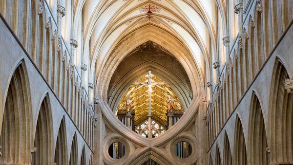 Уэлский кафедральный собор. Архивное фото