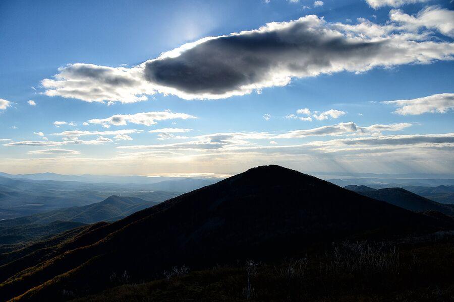 Гора Воробей