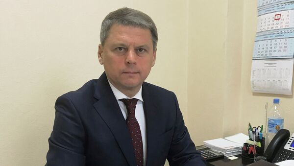 Руководитель ОАО Инновационный научно-производственный центр текстильной и легкой промышленности Андрей Граванов