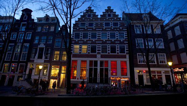 Амстердам, Музей проституции