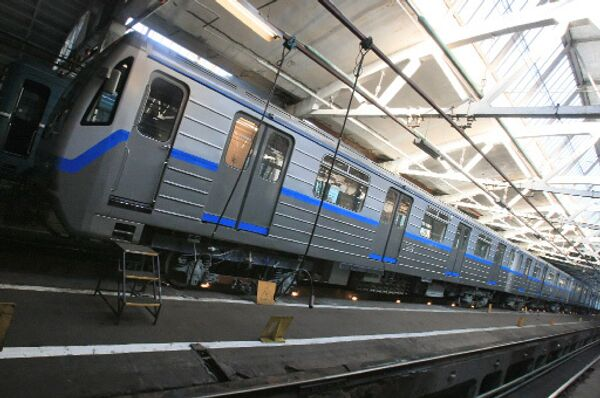 Московское метро. Архив