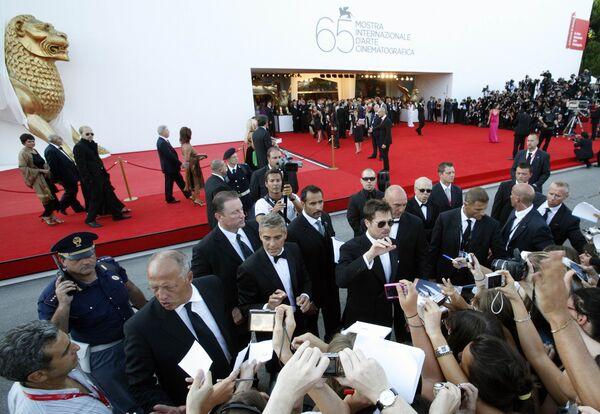 В Венеции открылся 65-ый Международный кинофестиваль