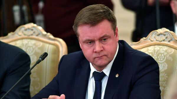 Николай Любимов. Архивное фото