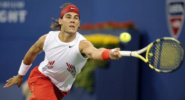 Рафаэль Надаль вышел в третий круг US Open-2008