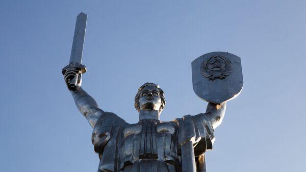 Монумент Родина-мать в Киеве