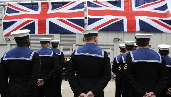 Британские подводники. Архивное фото