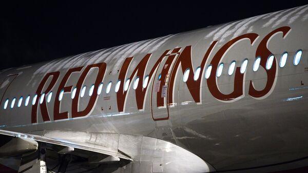 Самолет Airbus A321 авиакомпании Red Wings. Архивное фото