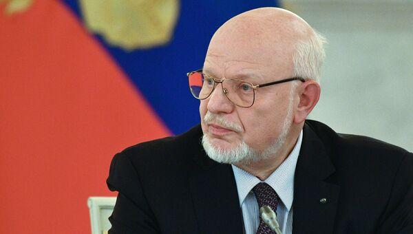 Председатель СПЧ Михаил Федотов. Архивное фото