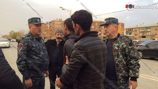 Захват заложников в детском саду в Армении. 30 октября 2017