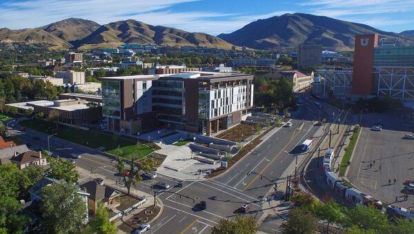 Кампус Университета Юты в Солт-Лейк-Сити. Архивное фото