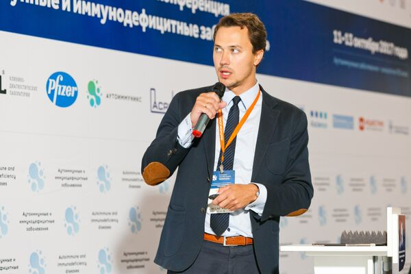 Алексей Белогуров, сотрудник лаборатории биокатализа ИБХ РАН